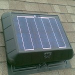 Dallas solar attic fans