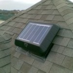solar attic fans in Dallas
